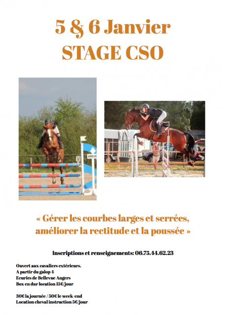 stage CSO 2019