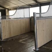 espace de soins aux chevaux